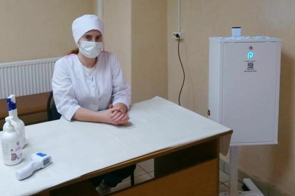 Регоператор «ЭкоЦентр» приобрел для детской больницы Волгодонска мощный рециркулятор