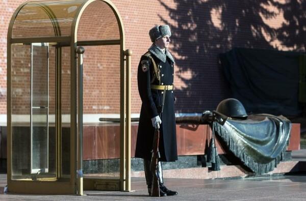 15 донских призывников направились в Президентский полк комендатуры Московского Кремля