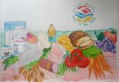 «Сделано на Дону»: волгодонские школьники представили на конкурс рисунков 83 работы