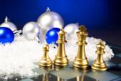 Новогодний шахматный блиц-турнир