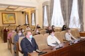 В Волгодонске подвели итоги конкурса на лучшую новогоднюю елку 2020-2021 года