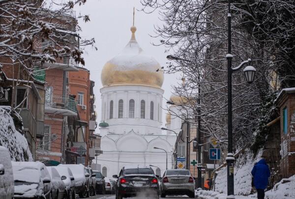 На Дону в крещенскую ночь ожидается до 19 градусов мороза