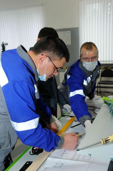 В отборочном этапе REASkills-2021 приняли участие 27 сотрудников Ростовской АЭС