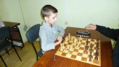4 января в городском шахматном клубе стартовал традиционный Рождественский турнир по быстрым шахматам среди взрослых и детей