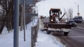 На двух трассах Ростовской области ограничили движение для автобусов из-за снегопада