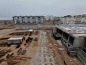 В Волгодонске продолжается строительство школы на 600 мест
