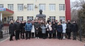 В Волгодонске почтили память Героя России Михаила Ревенко