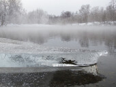 На Крещение в Ростовской области прогнозируют устойчивый мороз, возможен снег
