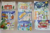 Подведены итоги конкурса детских рисунков «ВолшеБус. Новогоднее путешествие»