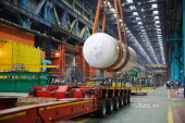 Атоммаш отгрузил атомное оборудование в Бангладеш