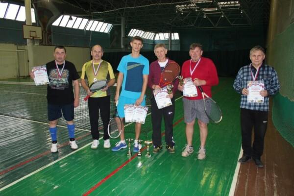 Спортсмены Ростовской АЭС стали призерами городского турнира по большому теннису
