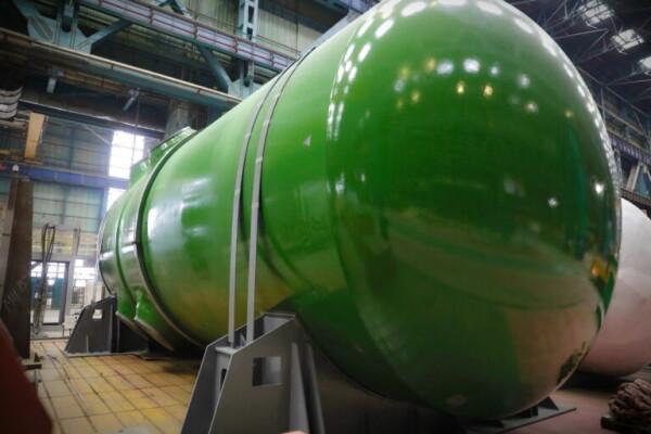 Атоммаш завершил подготовку к отгрузке атомного реактора ВВЭР-ТОИ для первого блока Курской АЭС-2