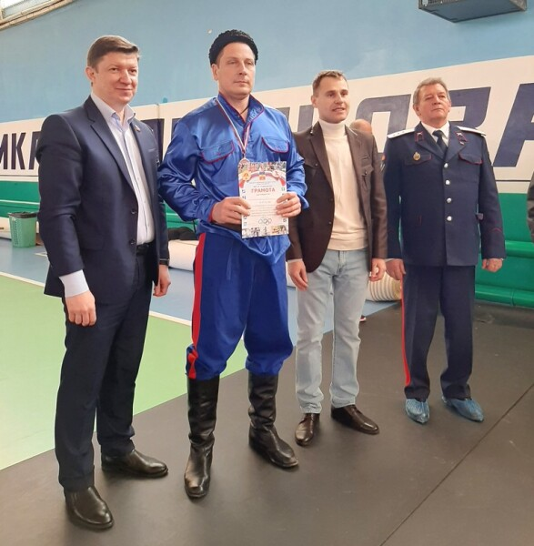 В Волгодонске стартовала XVI традиционная Спартакиада трудящихся