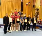 Волгодонские спортсмены выиграли чемпионат и первенство ЮФО по спортивной акробатике