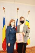 В Волгодонске наградили победителей городского конкурса эссе среди старшеклассников «Борьба с коррупцией – наш общий долг»