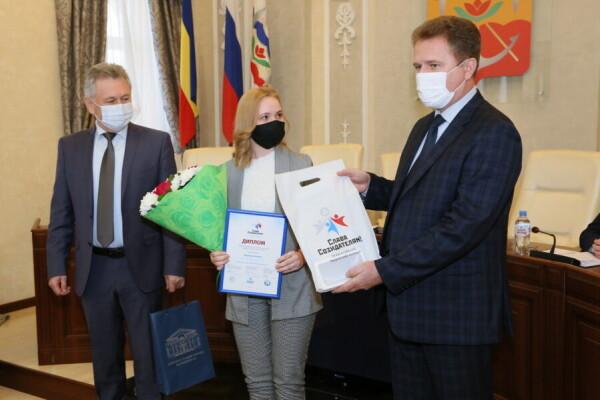 Волгодонская школьница стала победителем проекта «Слава Созидателям!»