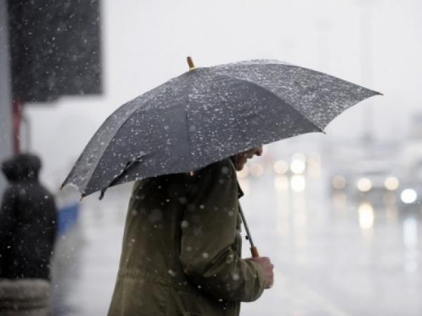 В Ростовской области на выходных ожидаются заморозки и мокрый снег с дождем