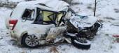 В Дубовском районе столкнулись Suzuki и Volkswagen, погиб молодой мужчина