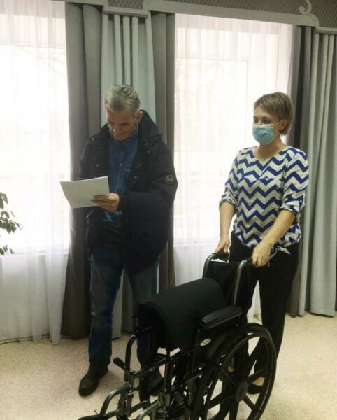 Движение – это жизнь: в ЦСО №1 действует пункт проката технических средств реабилитации