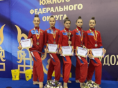 Волгодончанка Анна Беркутова в составе сборной команды Ростовской области одержала победу