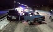 Четыре человека пострадали в ДТП в Волгодонске. Среди них двое детей