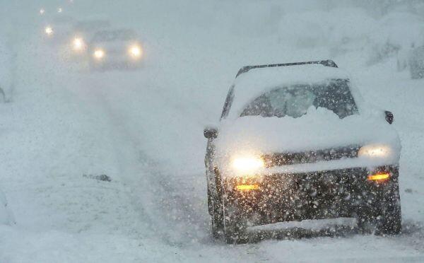 ГИБДД: будьте предельно внимательными и осторожными на дороге