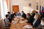 2 февраля на комиссии по экономическому развитию, инвестициям, промышленности, потребительскому рынку, развитию малого Предпринимательства депутаты обсудили ситуацию с привлечением инвестиций в Волгодонск