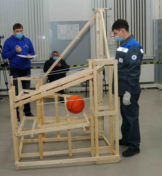 Команда Ростовской АЭС вошла в шестёрку сильнейших создателей устройств каракури