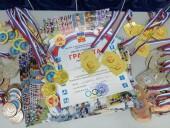В традиционном зимнем чемпионате и первенстве Волгодонска по плаванию приняли участие 250 спортсменов