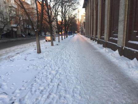 В Ростовской области прогнозируют мороз и пасмурную погоду