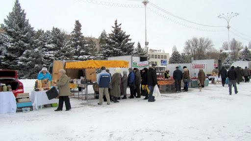 Волгодонцев и гостей города приглашают на ярмарку выходного дня