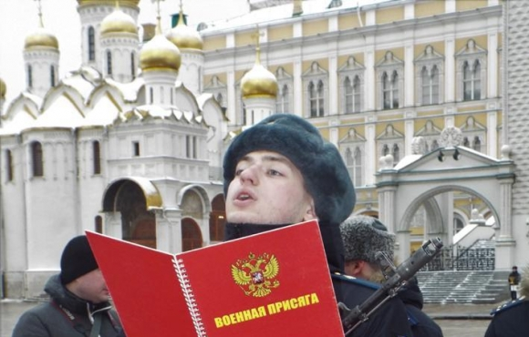 Студент ВИТИ НИЯУ МИФИ принят в Президентский Полк
