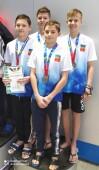 Пловцы из Волгодонска стали бронзовыми призерами на областных соревнованиях по плаванию «Веселый дельфин»