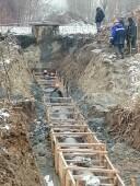 Не снижая темпов: в Волгодонске подрядчики завершили перекладку первого пикета аварийного коллектора