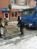 В Волгодонске дворы освобождают для проезда машин экстренных служб