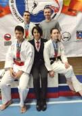 Спортсмены четырех волгодонских клубов достойно выступили на первенстве и чемпионате Ростовской области по всестилевому каратэ