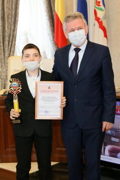 Виктор Мельников поздравил с победой на первенстве Европы волгодонских рукопашников