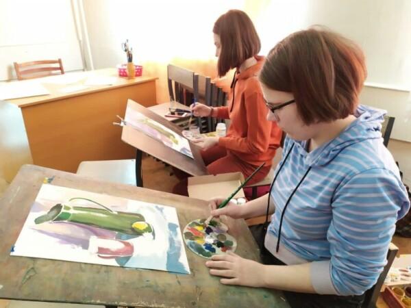 ДХШ Волгодонска провела на своей площадке три этапа XIII Южно-Российской межрегиональной олимпиады школьников «Архитектура и искусство»