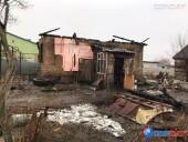 В Ростовской области 53-летний мужчина погиб при пожаре в сельском доме