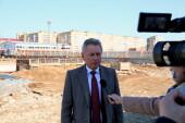 Виктор Мельников потребовал увеличить темпы строительства Центра единоборств