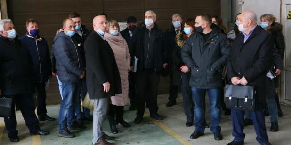 В Волгодонске прошла выездная презентация нацпроекта «Производительность труда и поддержка занятости»