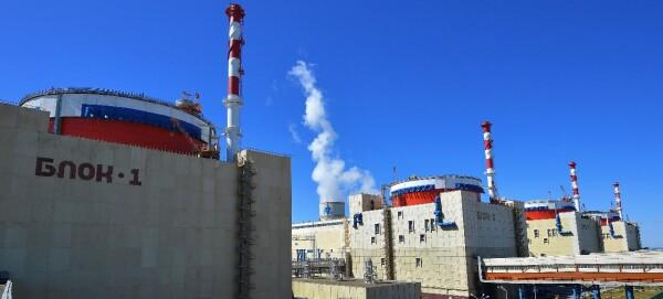 На Ростовской АЭС завершена уникальная операция по монтажу приводных турбин турбопитательных насосов
