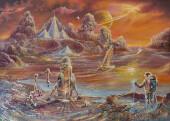 Выставка «Философия космоса»