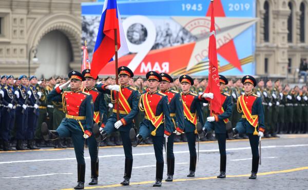 Парад Победы в этом году пройдёт в традиционном формате
