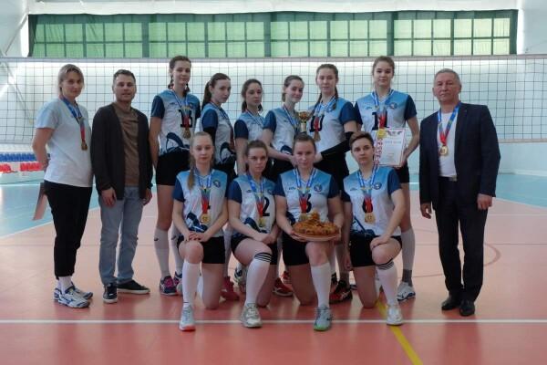 Победа на Олимпиаде Дона-2021 по волейболу среди девушек до 19 лет
