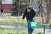 В округах Волгодонска стартовал месячник чистоты