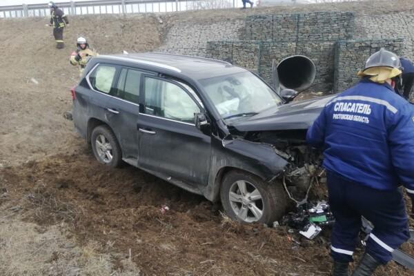 За выходные донские спасатели четыре раза приходили на помощь автомобилистам
