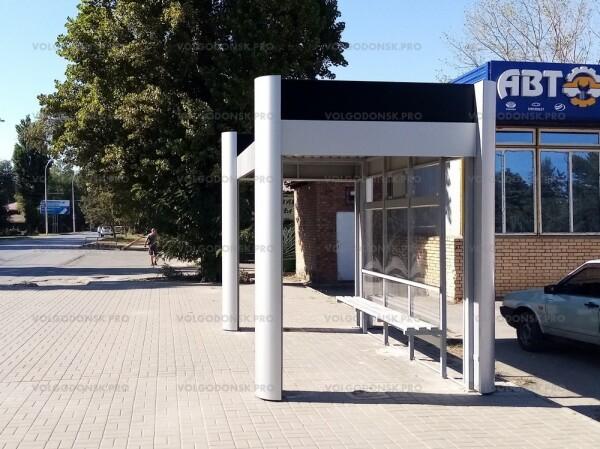 В Волгодонске установят около 300 недостающих дорожных знаков и заменят 30 остановочных павильонов
