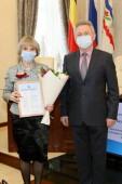 Специалистам коммунальной сферы Волгодонска вручили почетные грамоты