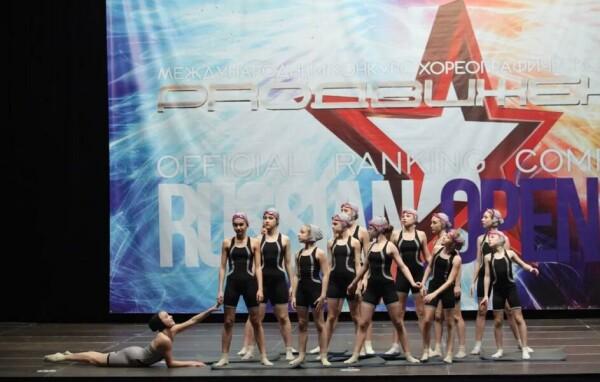 Танцоры «Вернисажа» завоевали 14 золотых медалей на «Кубке России -2021» и право участвовать в Чемпионате мира